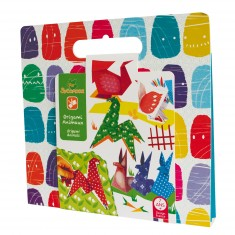 Pochette créative : Origami Animaux