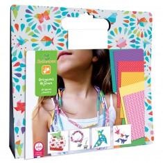 Pochette créative : Origami Bijoux