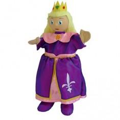 Marionnette Princesse couronnée