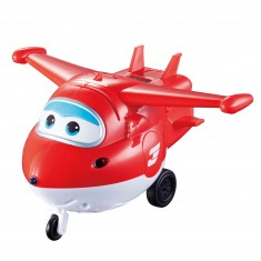 Véhicule Fly with Me Super Wings : Scan Talk Jett