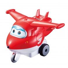 Véhicule Vroom n Zoom Super Wings : Jett
