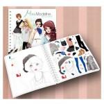 Cahier de création Miss Modeline : Fashion Printemps