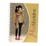 Carnet Miss Modeline Creativ'Model A6 : Rosalie