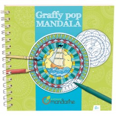 Graffy Pop Mandala Garçons