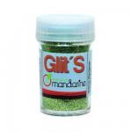 Paillettes Flacon de 14 g : Vert