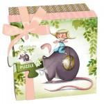 Puzzle 25 pièces : La petite souris