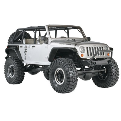 Voiture radiocommandée : Axial Jeep Wrangler Unlimited Rubicon 2012 - Axial-AX90028