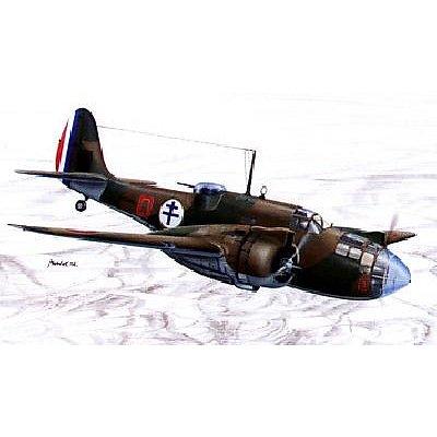 Maquette avion: Baltimore Mk V Groupe de Bombardement 1/17 - Azur-AZ72067