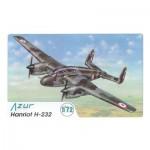Maquette Avion Militaire : Hanriot H-232