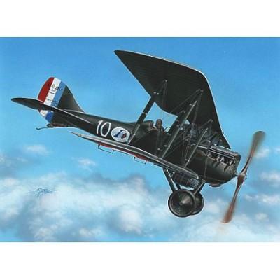 Maquette avion: Nieuport NiD.29 C1 France 1928 - Azur-FRROM008