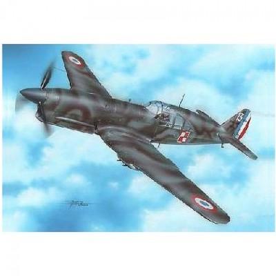 Maquette avion: Caudron C.714C.1 - Azur-AZ32061