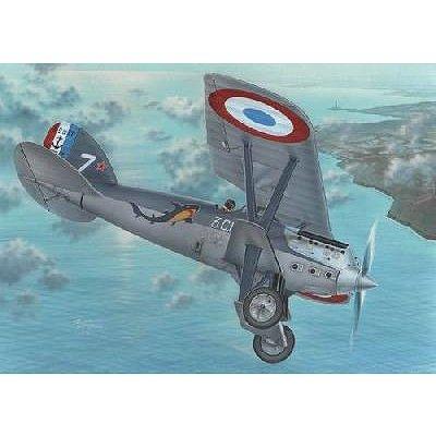 Maquette avion: Nieuport Delage Ni-D 62 - Azur-AZ72049