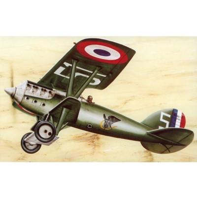 Maquette avion: Nieuport Delage NiD 622C.1 - Azur-AZ72083