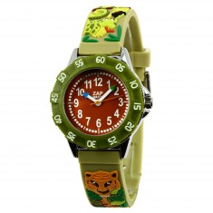 Montre Zap pédagogique : Jungle