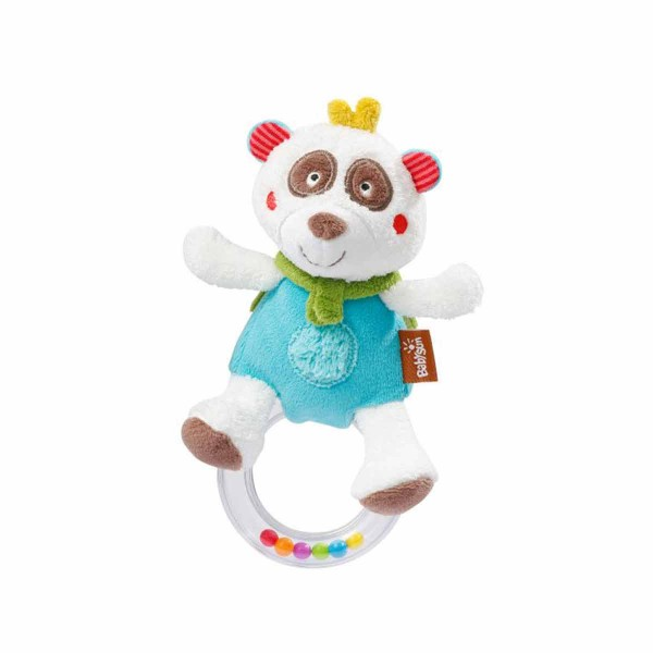 Hochet perles Jungle Heroes : Panda - Babysun-80890257