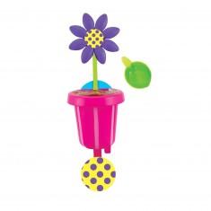 Jouet pour le bain : Pouss'Fleur