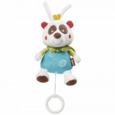 Mini peluche musicale Jungle Heroes : Panda