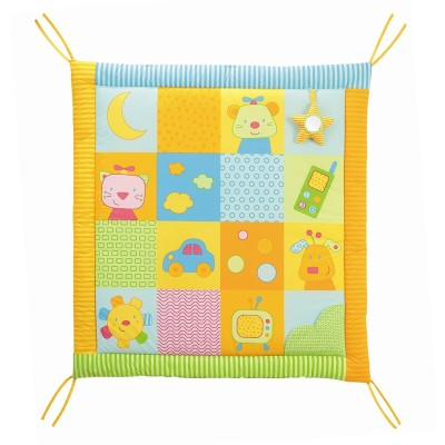 tapis d 39 veil pour parc jeux et jouets babysun avenue. Black Bedroom Furniture Sets. Home Design Ideas