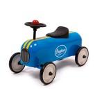 Porteur Racer : Bleu