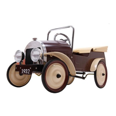 Voiture à pédales en métal Les classiques : Country - Baghera-1934