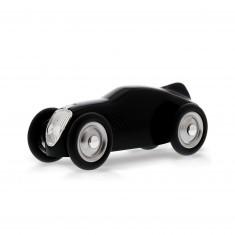Voiture en métal : Mini Peugeot 402 Andreau : Noire