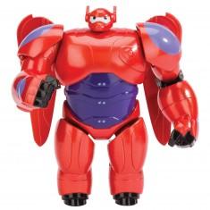 Figurine articulée Les Nouveaux Héros (Big Hero 6) 10 cm :  Baymax avec armure