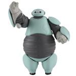 Figurine articulée Les Nouveaux Héros (Big Hero 6) 10 cm :  Baymax première armure