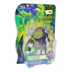 Figurine Ben 10 à collectionner (10 cm) : Mégachrome