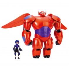 Figurine de luxe Les Nouveaux Héros Big Hero 6 : Baymax volant