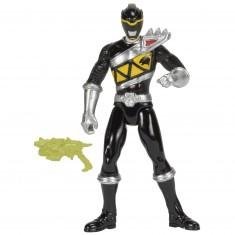 Figurine Power Rangers 10 cm : Ranger noir