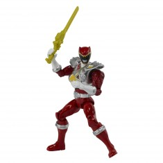 Figurine Power Rangers Dino Charge 12 cm : Ranger rouge