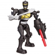 Figurine Power Rangers Mixx N Morph : Ranger Noir Dino Charge