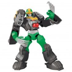 Figurine Power Rangers Mixx N Morph : Ranger Zord tigre vert