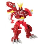 Figurine Power Rangers Mixx N Morph : T.Rex Ranger Zord