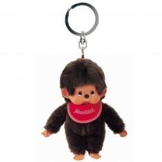 Porte-clés Monchhichi : Garçon rouge