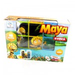 Cubes magiques Maya l'abeille