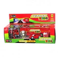 Camion, voiture et accessoires Ferrari Kids : Ferrari Car Delivery 1