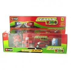 Camion, voiture et accessoires Ferrari Kids : Ferrari Car Delivery 2