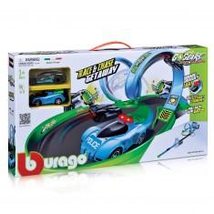 Circuit de voitures : Go gears Race & Chase