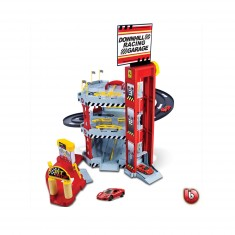 Garage Ferrari Downhill Racer