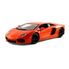 Modèle réduit - Collection Diamond - Lamborghini Aventador - Echelle 1/18 : Orange