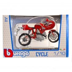 Modèle réduit : Moto Ducati MH900E : Echelle 1/18
