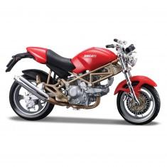 Modèle réduit : Moto Ducati Monster 900 : Echelle 1/18