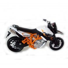 Modèle réduit : Moto KTM 990 Supermoto R : Echelle 1/18