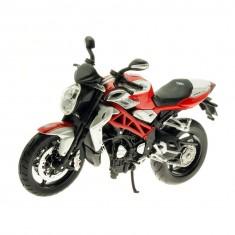 Modèle réduit : Moto MV Agusta Brutale 1090RR : Echelle 1/18