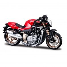 Modèle réduit : Moto MV Agusta Brutale Oro : Echelle 1/18