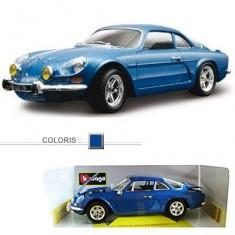 Modèle réduit - Alpine Renault A110 1600S - Echelle 1/16 : Bleu