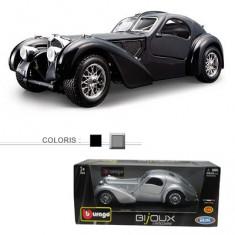 Modèle réduit - Bugatti Atlantic - Collection Bijoux - Echelle 1/24 : Gris