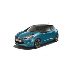Modèle réduit de voiture : Citroën DS3 Bleue : Echelle 1/24