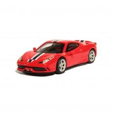 Modèle réduit de voiture : Ferrari Signature 458 spéciale : Echelle 1/43